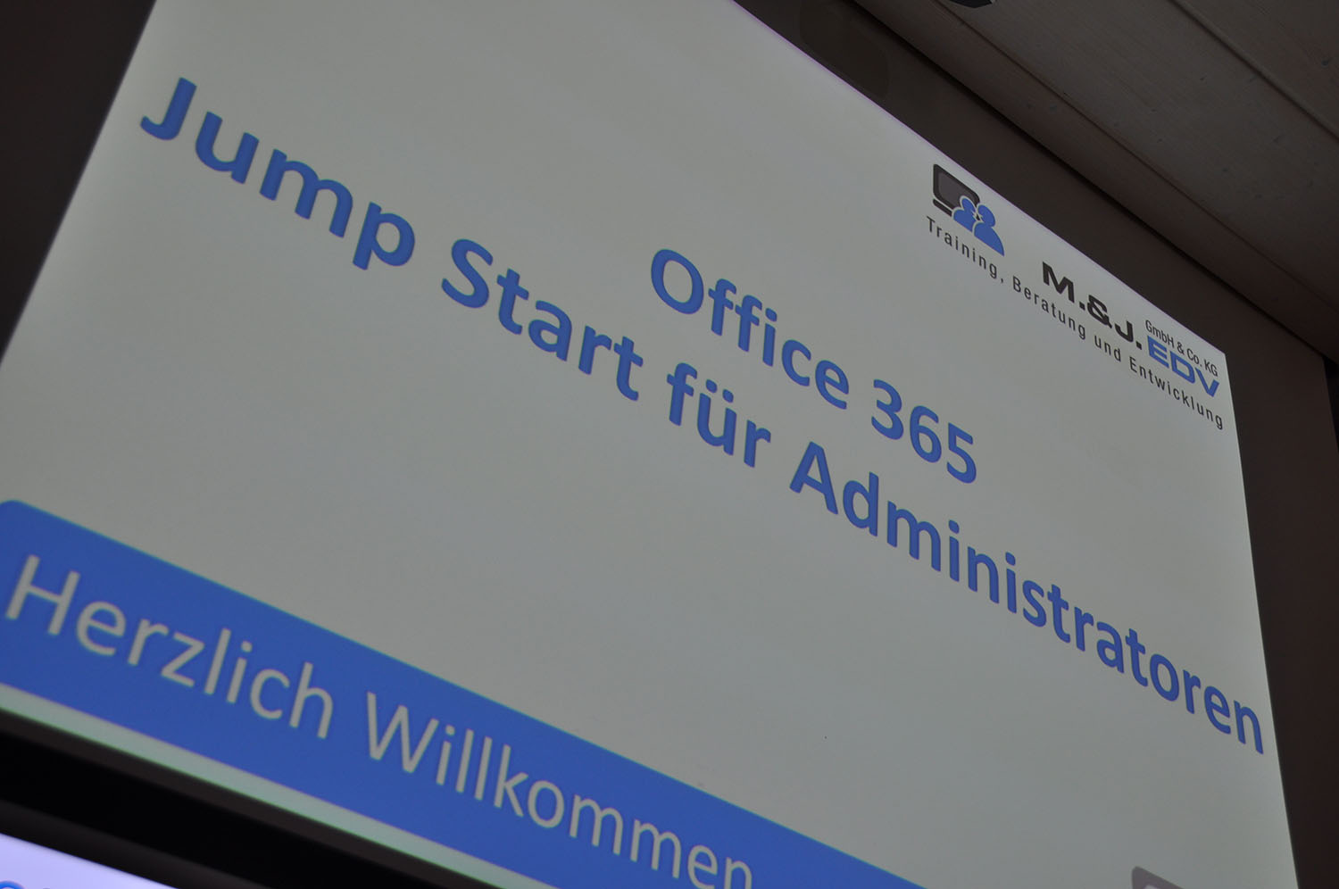 Neu: Office365 Jump Start im Schulungsportfolio